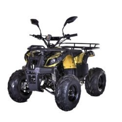 Квадроцикл бензиновый MOTAX ATV Grizlik-LUX 125 cc (пульт, до 65 км/ч)