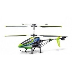 Радиоуправляемый вертолет MJX R/C i-Heli Shuttle Green T11/T611